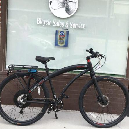 E-bike 400w 36v